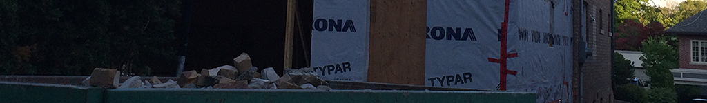 construction banner