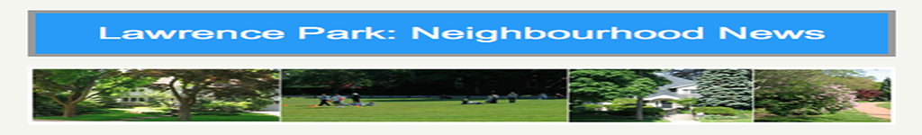 Neighbourhood News Banner stretched