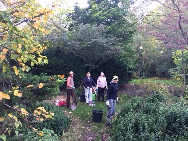 Friends of Alexander Muir Park